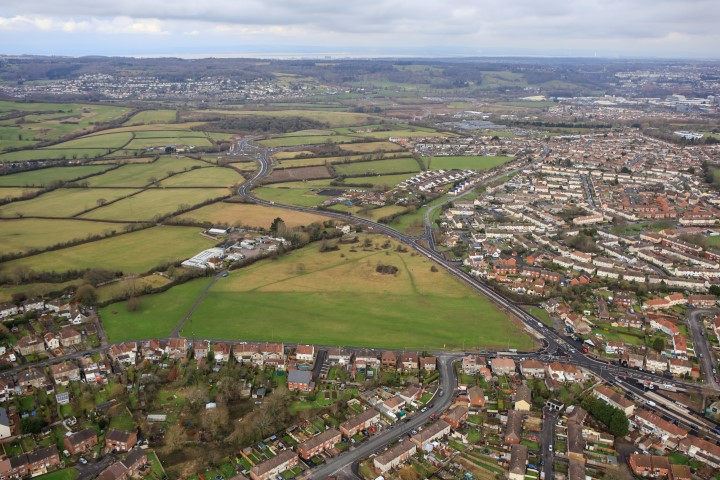 Highridge crossroads and common looking to a38 alun for 15505 bristol ridge terrace